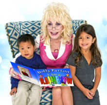 Dolly Parton Reads